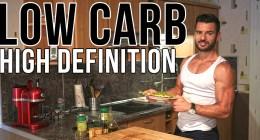 🔒 Low carb high def | Nuggets de poulet et purée de brocolis épicées