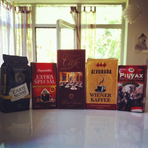 Euro Coffee is better. Hands down.