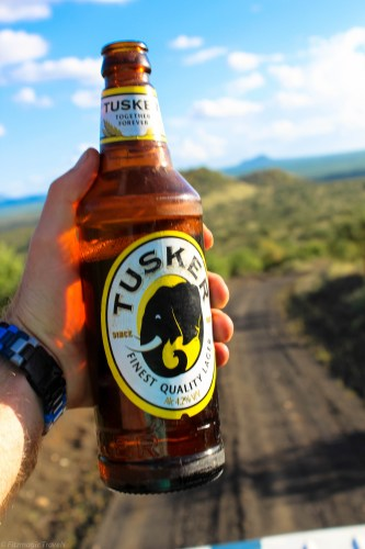 Skip the beers at the bar so you can have some on safari instead.