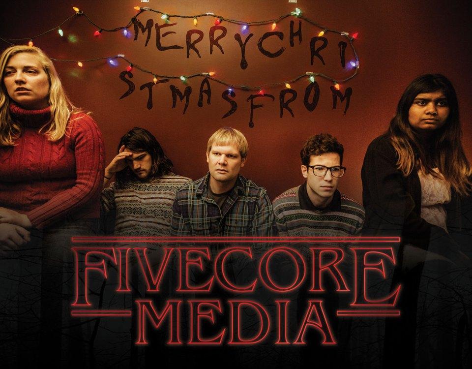Christmas Cover 16'