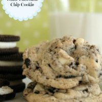 Oreo White Chocolate Cookie Recipe