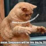 Singapore Population By 2030