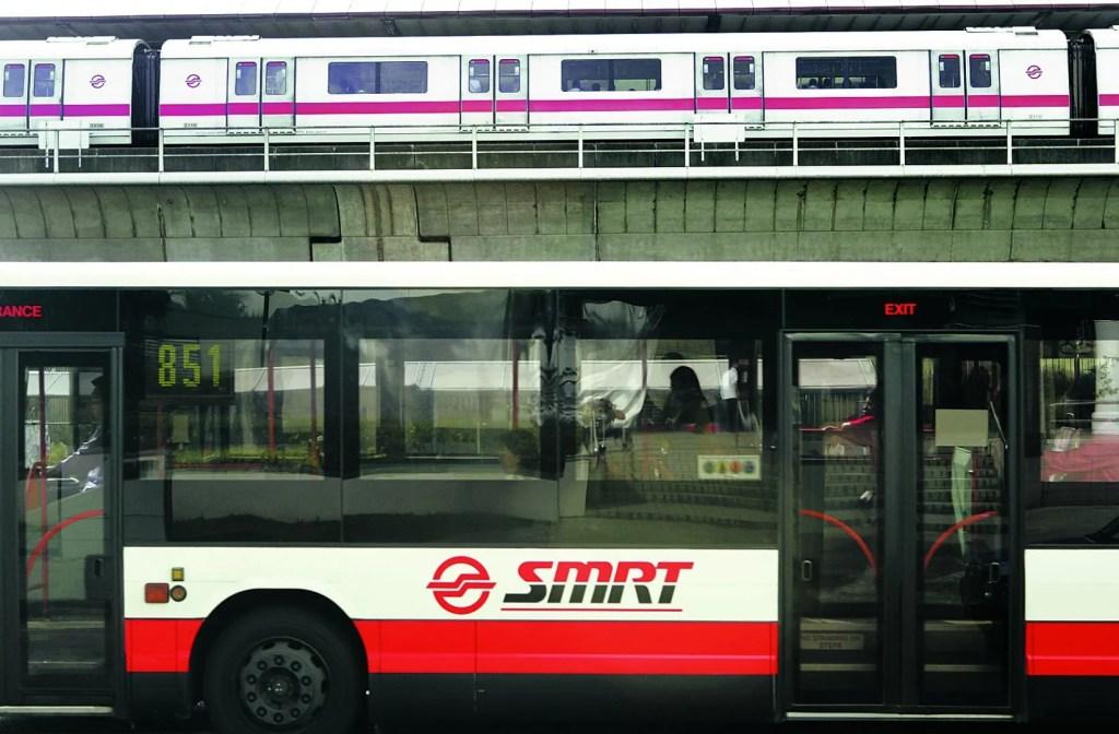 SMRT Train.Bus