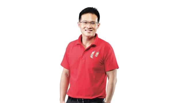 Labour MP Desmond Choo