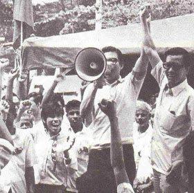 Straits Times strike