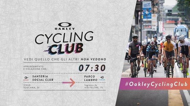 Oakley Cycling Club