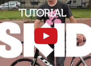 Tuto ski par Fixie Love sur Youtube