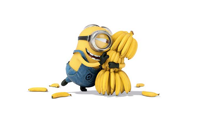Minions Banana Language Translated