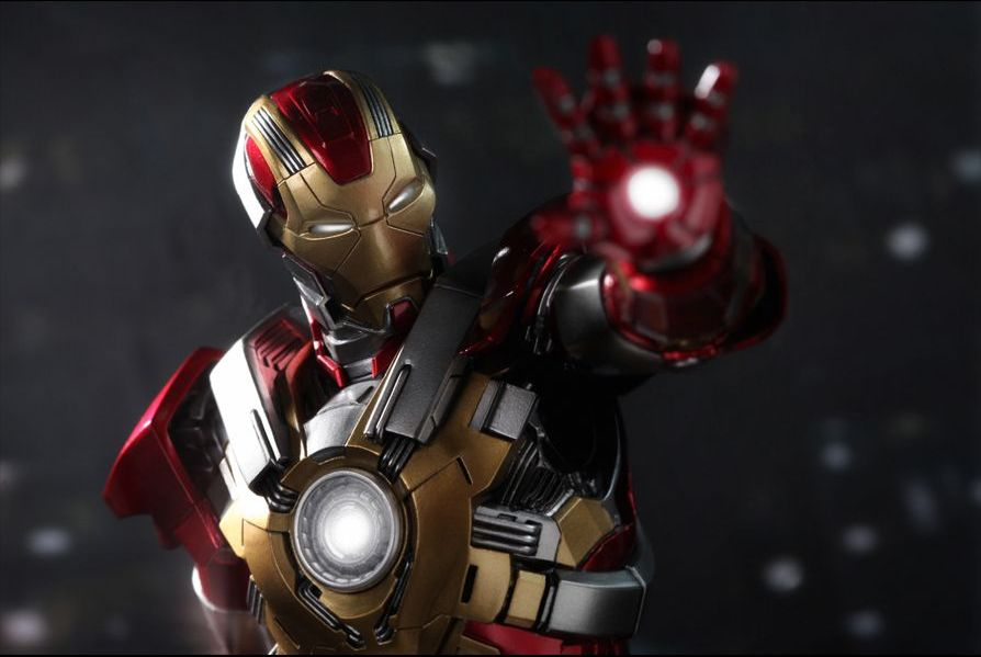 Iron Man 3 Animated Gif Iron Man 3 Heartbreaker Figure Jpg