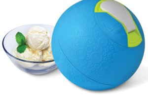Kickball Ice Cream Maker