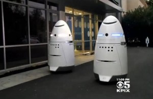 Silicon Valley security robots