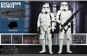 Hot Toys Storm Troopers Collectible Figure