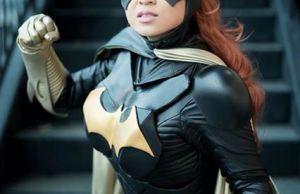 Batgirl Cosplay By Yaya Han