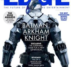 Batman: Arkham Knight villain is been teased by Edge Magazine