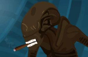 3 Animated Fun Facts For ALIEN