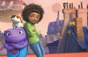 Home animation movie