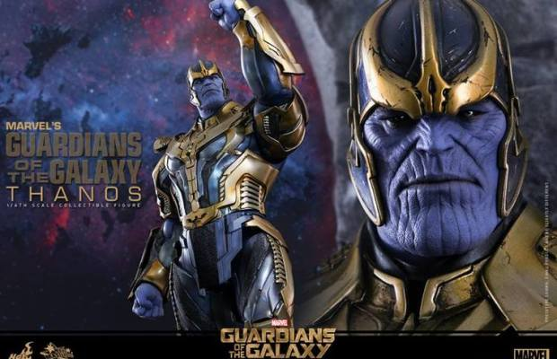 Hot Toys Thanos Collectible Action Figure