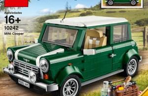 Mini Cooper LEGO Set