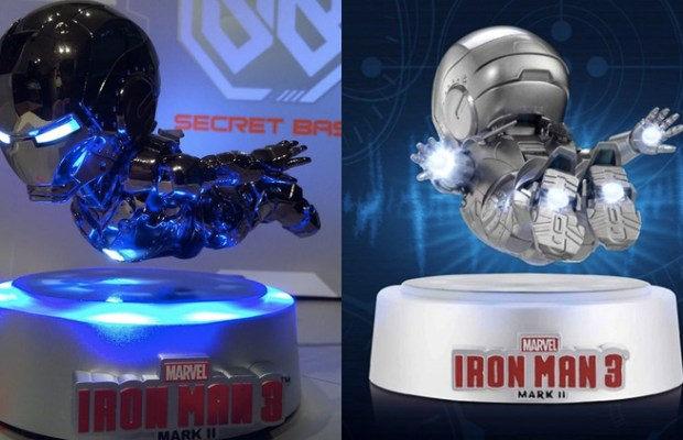 Floating IRON MAN - Mark II