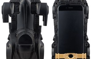 Burton-Era Batmobile iPhone 6 Case With Lights and All!