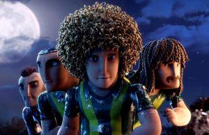 Animated Foosball Movie UNDERDOGS