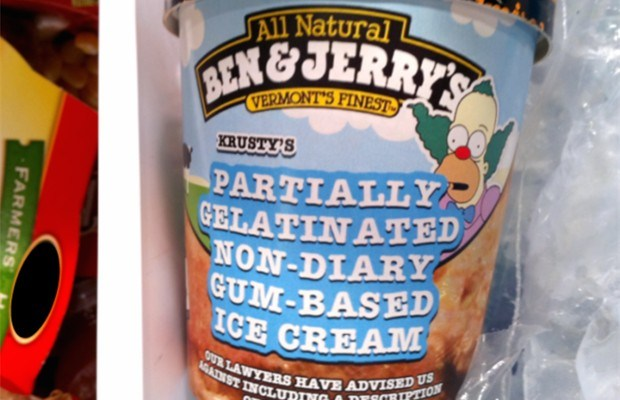 18 Ice Cream Flavors I Bet You Won't Eat