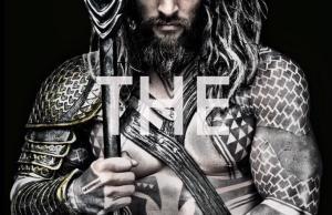 Jason Momoa as Aquaman in BATMAN V SUPERMAN