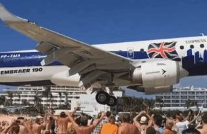 That Low Planes Can Get at Maho Beach