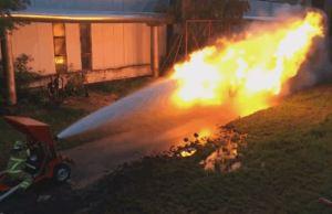 Fire VS Water