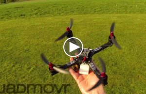 Wants To Turbocharged Your Quadcopter? Results Will Be Insane!
