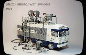 Polish Television Truck
