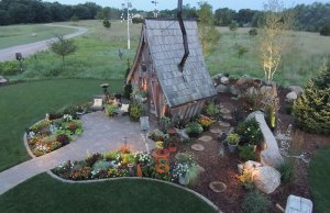 Amazing Little Fantasy Cabins Will Take You Back Into Your Dreams