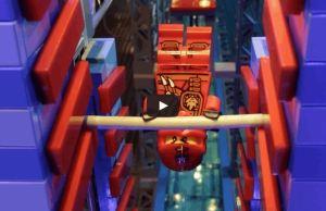 LEGO American Ninja Warrior