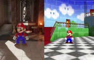 If Mario Ran on Unreal Engine 4