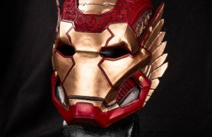 Asgardian Style Iron Man Armor