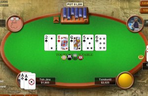 The Evolution of Online Poker