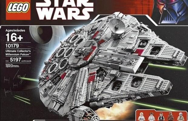 Ultimate Collector's Edition Millennium Falcon