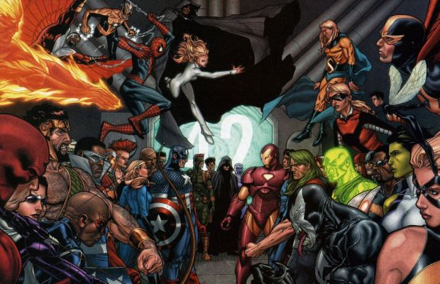 Marvel's CIVIL WAR From Comic Series