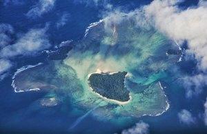Uninhabited Island inMadagascar