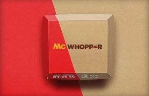 McDonald's Declined Burger King's Offer of World Peace