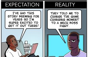Video Game Jobs: Expectation vs. Reality