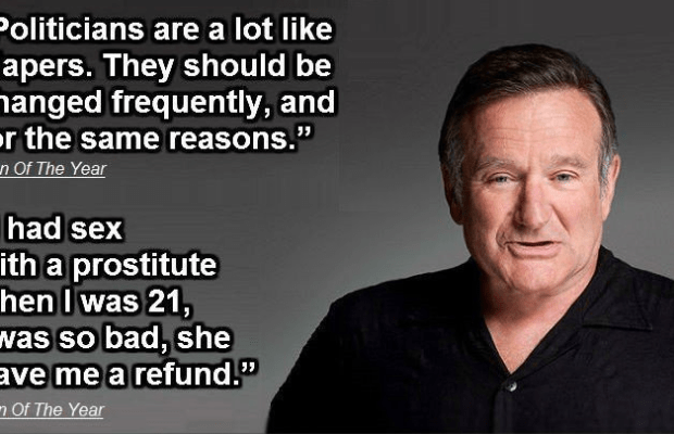 15 Priceless Things Said By Robin Williams