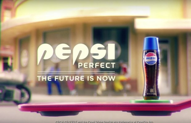 BACK TO THE FUTURE 2 Pepsi Bottles Coming This Month