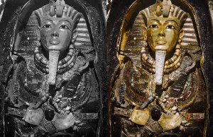King Tut's Discovery Photos Are Now Colorized