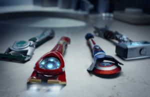 Gillette Superhero Razors with Avengers Inspired Technology