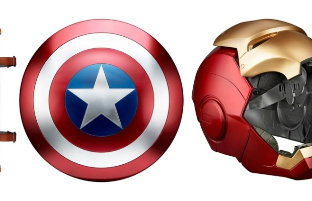 Marvel and Hasbro Are Making Accessories for Cosplay