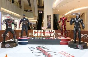 Captain America: Civil War Hot Toys