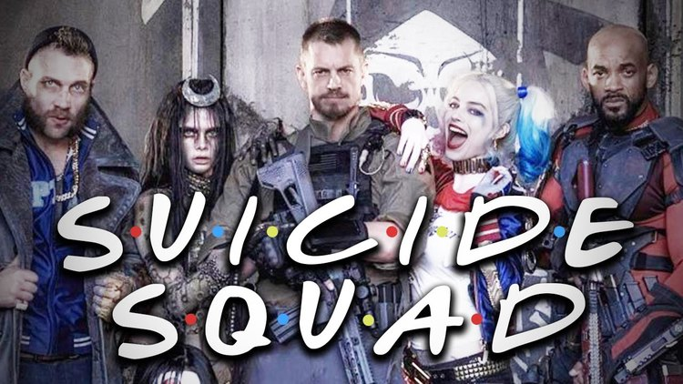 Suicide Squad And Their Antihero Powers