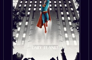 SUPERMAN 1978 Classic Film Art