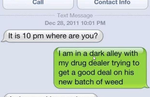 Hilarious Texts